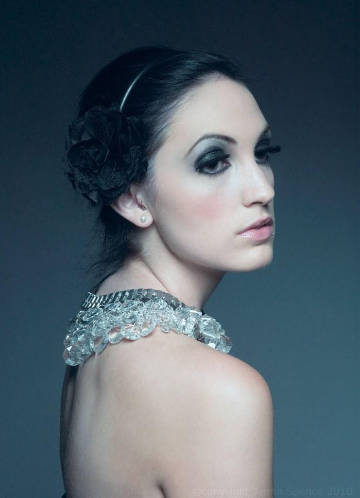Model: Emily Pittaway Photography: Jenna Spence Makeup: Laurelle Alexandra