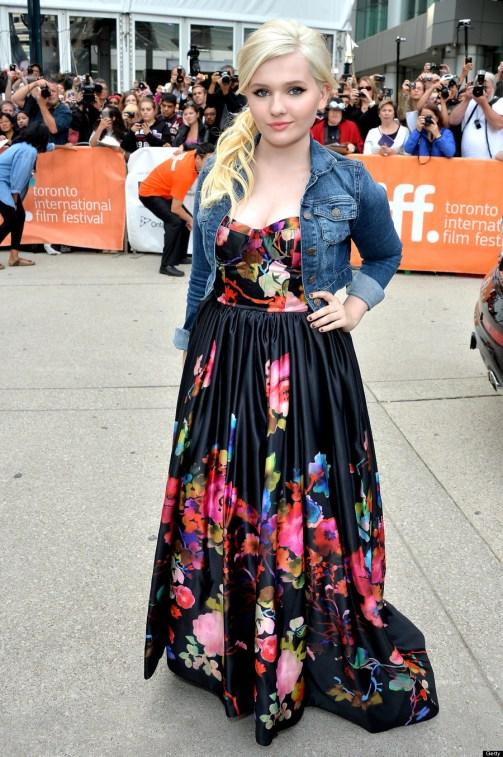 """August: Osage County"" Premiere - Red Carpet - 2013 Toronto International Film Festival"