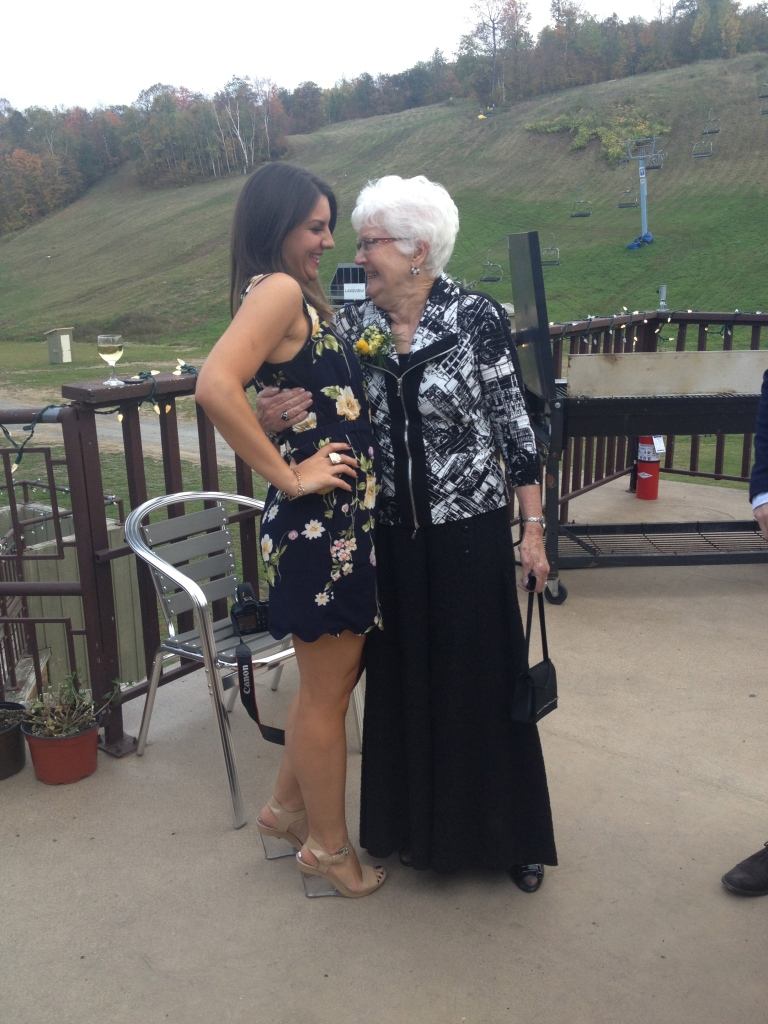 My Grandma and I