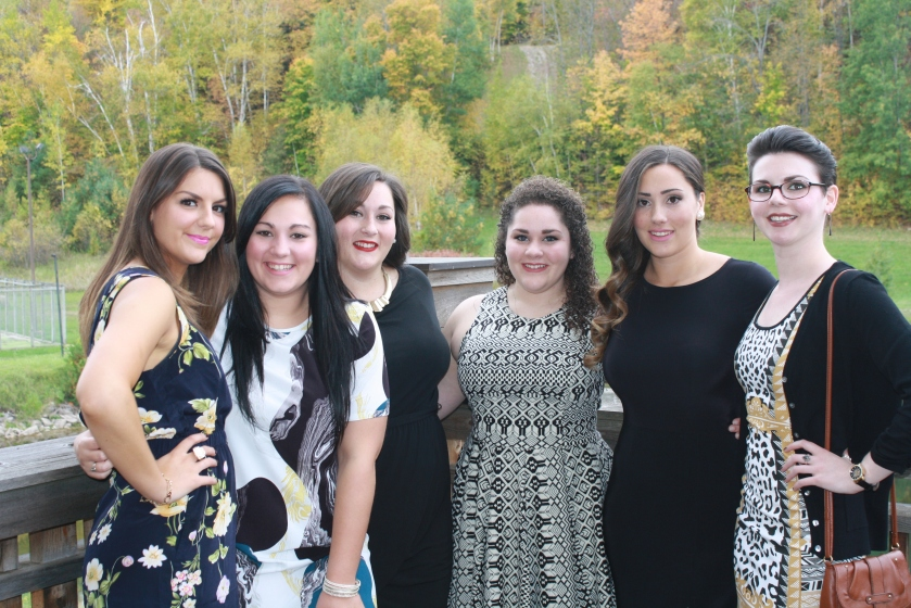 My beautiful cousins and sister